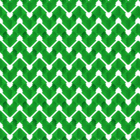 EMERALD CITY fabric by marcador on Spoonflower - custom fabric