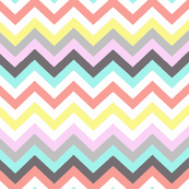 Aztec Sunrise Chevron