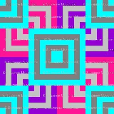 girl geometric