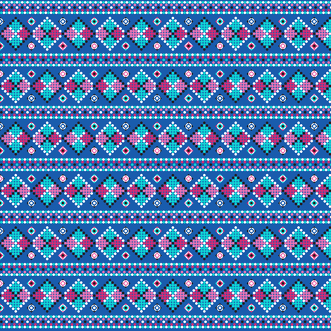 Highs & Lows fabric by paula's_designs on Spoonflower - custom fabric