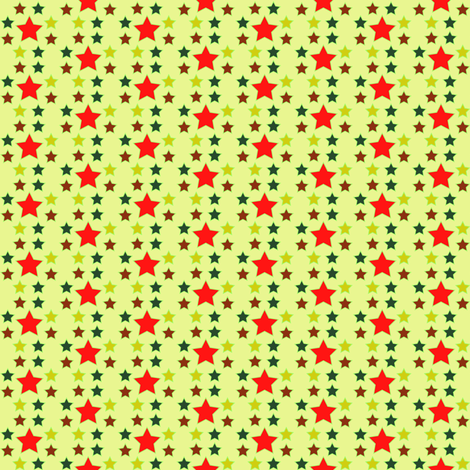 Autumn_Stars fabric by megan_mciver on Spoonflower - custom fabric