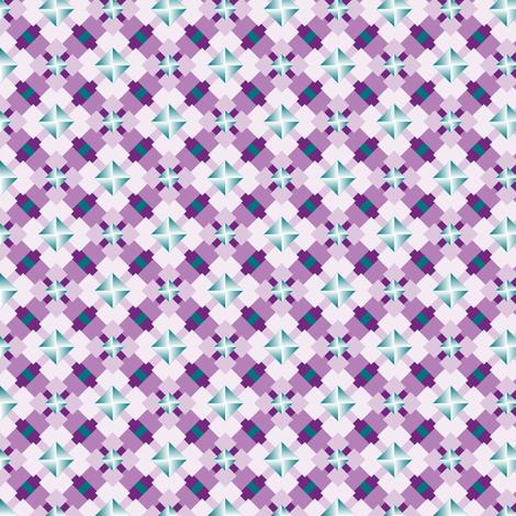Trendy Tetragons fabric by jjtrends on Spoonflower - custom fabric