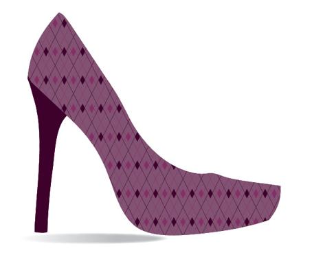 Argyle Shoe