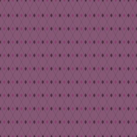 Argyle Shoe fabric by erijoyjoy on Spoonflower - custom fabric