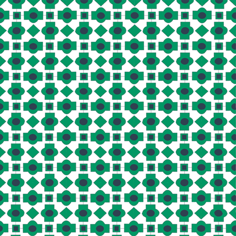 Geometricpattern fabric by believeitdesigns on Spoonflower - custom fabric
