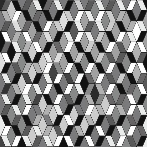 milk_honey_pattern fabric by subtlegracedesignstudio on Spoonflower - custom fabric