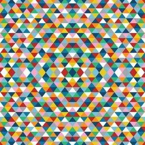 Triangles Colour