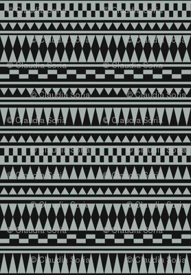 Aztec Black Dusk