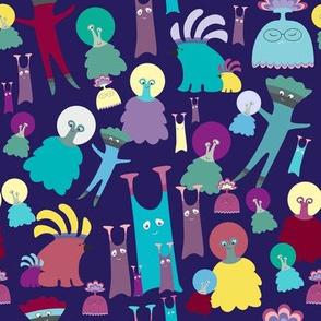 Aliens party