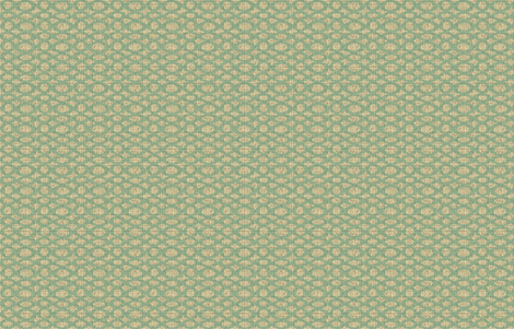 Burlap Mod fabric by littlerhodydesign on Spoonflower - custom fabric