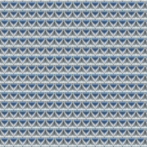 blue arrow fabric by ealish on Spoonflower - custom fabric