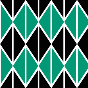 Emerald_Black_White_Triangles