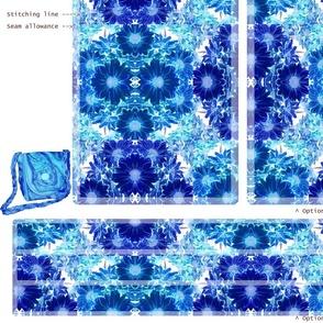 DIY Handbag - Blue Mood