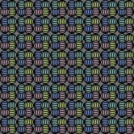 Bonbons fabric by zapi on Spoonflower - custom fabric