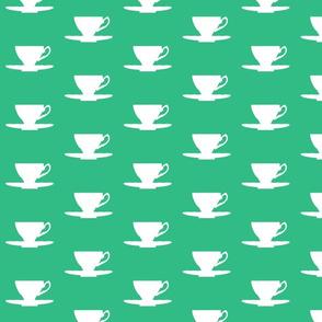 Pop Tea Cup