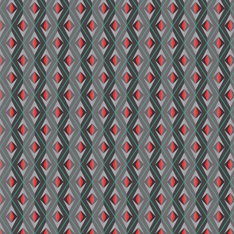 Diamond eye (corporate) fabric by bippidiiboppidii on Spoonflower - custom fabric