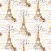 Eiffel_sepia_paris_postmark_hugo_text_pink_beige_fade_right_seamless_shop_thumb