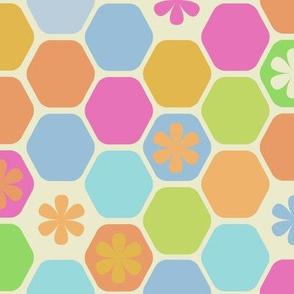 BZB Honeycomb Happy