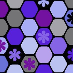 BZB Honeycomb Frost