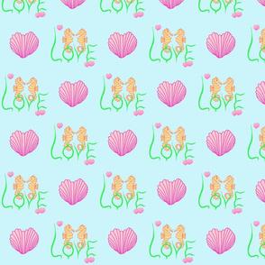 Seahorse Love 5