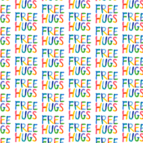 Free Hugs - colors