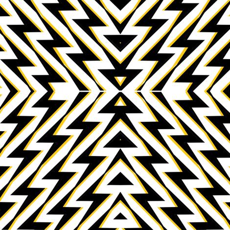 ride_the_lightning fabric by alicefukushima on Spoonflower - custom fabric