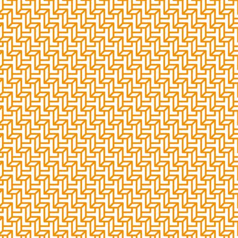 Tangerine Steps