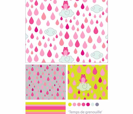 Douce pluie - C