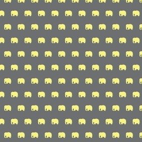 Little yellow elephants