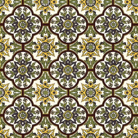 Gothic textile