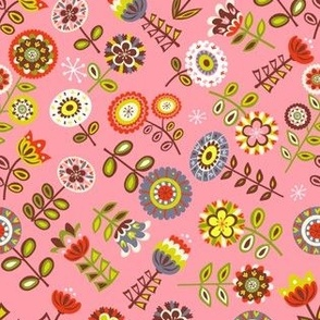 miriam-bos-copyright-flower-retro-scatter-pink