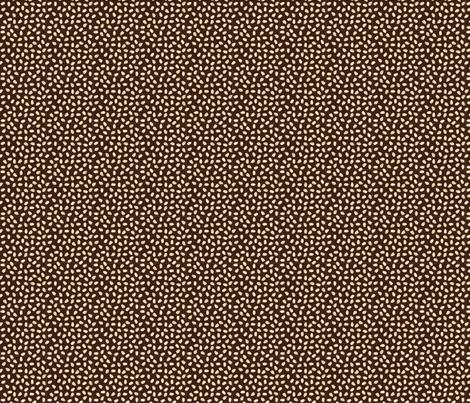 Spilled Beans of White Coffee fabric by jolenebalyeatdesigns on Spoonflower - custom fabric