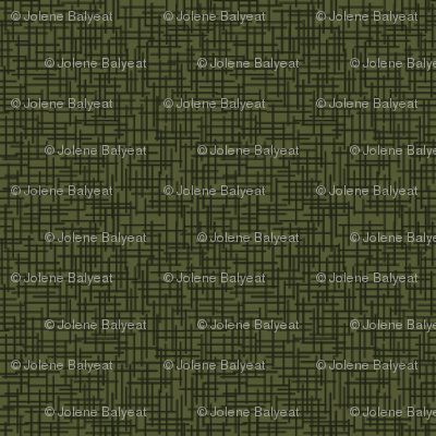 GreenOnDKGreenBurlap