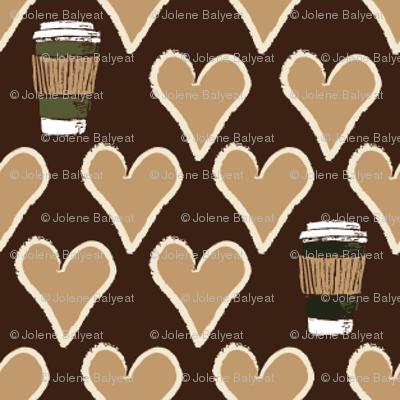 I Love a Latte