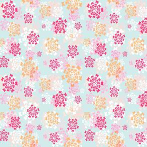 flower squared