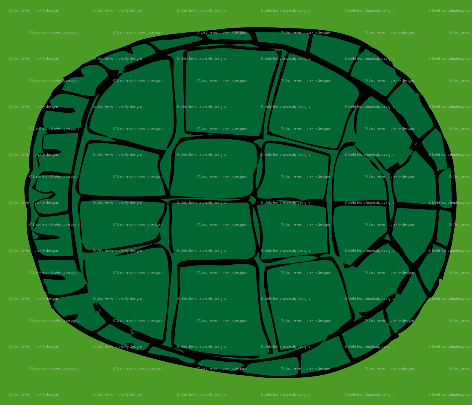 Ninja Turtles Shell Razor Colouring Pages