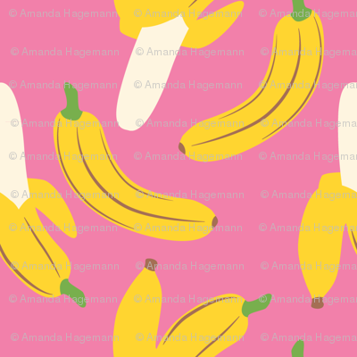 Banana Jam - Pretty in Pink