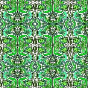 Green Heart of Envy