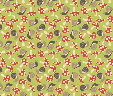 Forest Floor - Moss