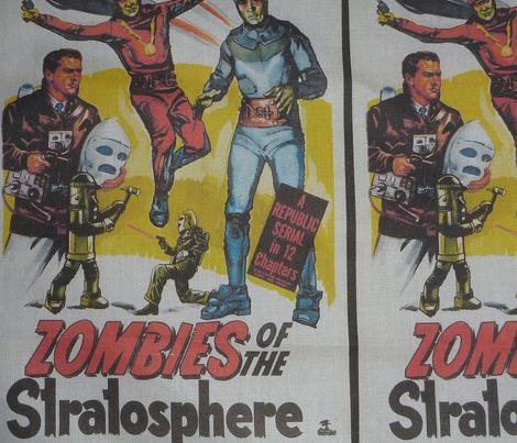zombies stratosphere