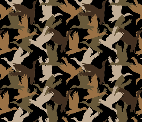 Flying Duck Camo