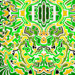 Pop Art Geometrics