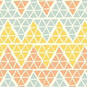 Zigzag block repeat