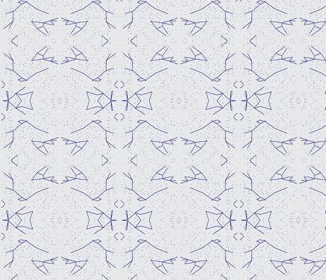 aquarius fabric by kernalg on Spoonflower - custom fabric