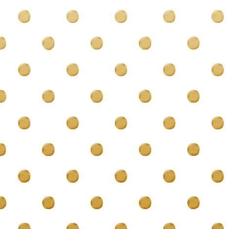 Gold Dust Gradient Dots fabric by willowlanetextiles on Spoonflower - custom fabric