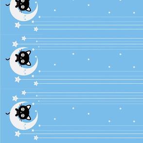 Chococat stars-blue