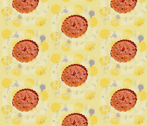 What A Mess! fabric by whatupdog_hood_river on Spoonflower - custom fabric
