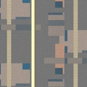 Rectangles with a Beveled Stripe