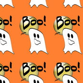 Ghosts Say Boo