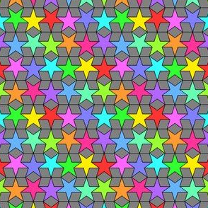 rhombus stars